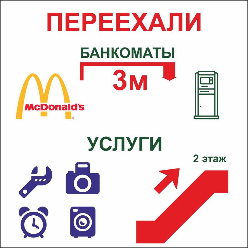 Услуги в ТРЦ Фан Фан